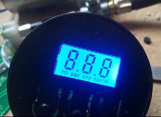充气泵液晶主控板