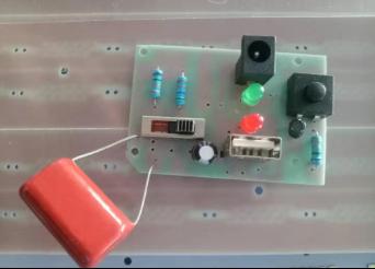 高压大风扇控制板